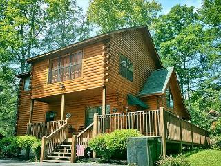 2Bedroom Pet Friendly Mountain View Cabin 4 Miles To Downtown Gatlinburg TN - Gatlinburg vacation rentals