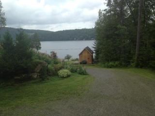 Cottage on the Lake, Glover Vermont - East Burke vacation rentals