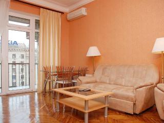 Two bedroom apartment Kreschatyk - concierge,WI-FI - Kiev vacation rentals