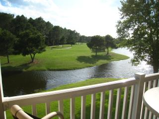 Beautiful Golf Course Condo with Pond Views - Sunset Beach vacation rentals