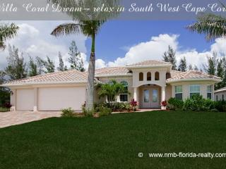 Villa Coral Dream-brandnew in great location! - Cape Coral vacation rentals