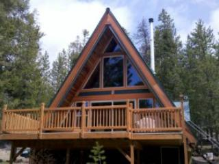 Crescent Lake Cabin - Private, Secluded, on Water - Crescent Lake vacation rentals