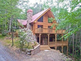 Walnut Hills - Private log home with creek! - Franklin vacation rentals