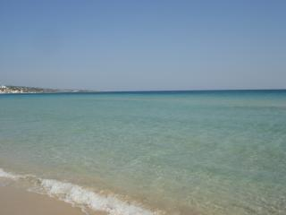 Studio 150 m. beach & sea view - Santa Maria di Leuca vacation rentals