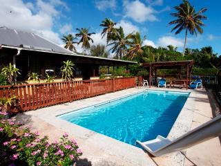 Captains Retreat, Rarotonga - A Family Home - Cook Islands vacation rentals