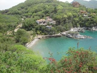 Luxury villa with spectacular views in Zihuatanejo. 4 bedrooms.  Sleeps 8. - Zihuatanejo vacation rentals