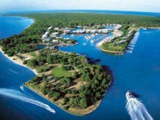 Eco cabin on South Stradbroke Island - Gold Coast vacation rentals