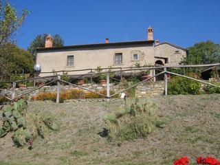 Fattoria Tecognano Apt Ziraia- 1 bdr slps 4Cortona - Cortona vacation rentals