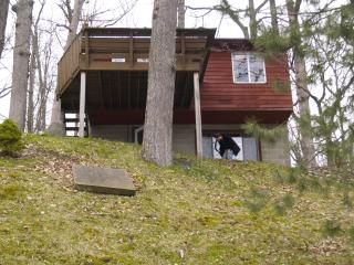 Cabin on all sports and excellent fishing Lake - Hickory Corners vacation rentals