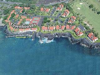 Keauhou Surf & Racquet's best secret - 8-103 Call! - Big Island Hawaii vacation rentals
