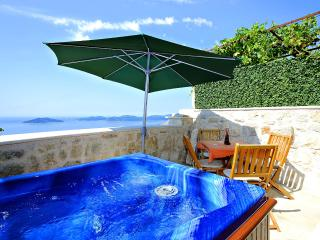 Dalmatian vacation house in Brsecine - Trsteno vacation rentals