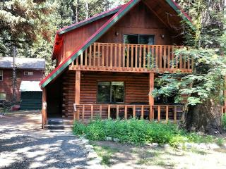 Spacious Lake Shore Ponderosa Cabin Great Location - Tamarack vacation rentals