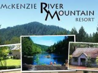 McKenzie River Mountain Resort Country Cabins - Blue River vacation rentals