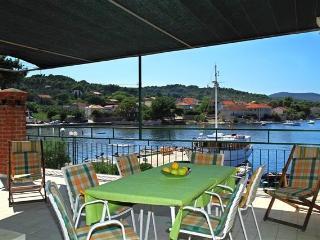 Apartments Željko - 53031-A2 - Lumbarda vacation rentals