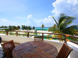 Coco Beach Oceanview Luxury Beachfront Condo- Lolo - Playa del Carmen vacation rentals