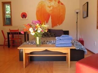 Art House Suite: Romance & Comfort in nature - Roberts Creek vacation rentals