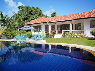 Villa Mango, 800m from the beach. Perfect place for dream holidays ! - Koh Samui vacation rentals