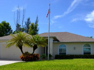 The IBIS, Waterfront, Pool and Canal in Cape Coral - Cape Coral vacation rentals