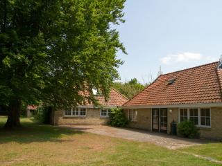 Farmhouse, 8-12p, wheelchair friendly, peace&space - Oldeberkoop vacation rentals