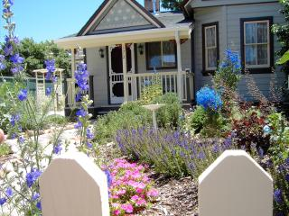 Lovely 1895 Pioneer Home in Downtown Cedar City - Cedar City vacation rentals