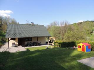 Cottage ELSA (3 bdr. / 1-10 people / year round) - Kunvald vacation rentals
