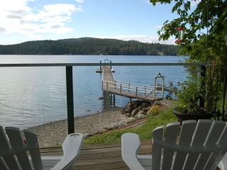 Private Waterfront Cottage - Sooke vacation rentals