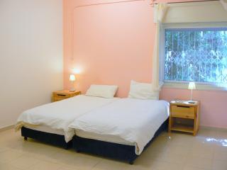 Big 1 bdr. Rehavia apartment (1) - Jerusalem vacation rentals