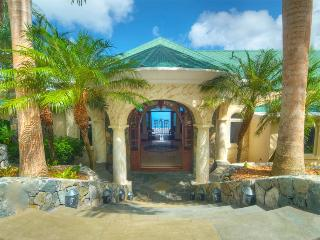 Opulence and serenity meet five star service! - Tortola vacation rentals