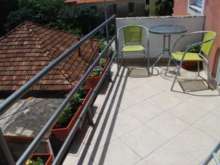 Studio with balcony in Dalmatia - Sukosan vacation rentals