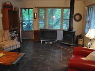 Cozy Creek Side Cabin - Boone - West Jefferson vacation rentals