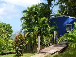 Magnifique bungalow vue mer et jacuzzi privé - Deshaies vacation rentals