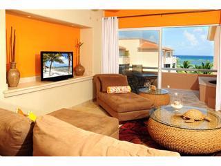 View from Living Room - Spectacular Penthouse Villa del Mar II - Puerto Aventuras - rentals