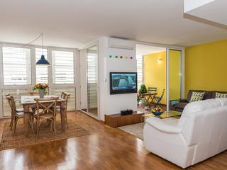 Comfortable Family Area - LOVELY & COMFY FAMILY APT-Walk to Beach&City Center! - Barcelona - rentals