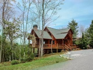 AWESOME LUXURY LODGE- 3BR/3BA- SLEEPS 8, MOUNTAIN VIEW, WIFI, FLAT SCREEN TV'S IN EVERY BEDROOM, CABLE TV, POOL TABLE, HOT - Blue Ridge vacation rentals
