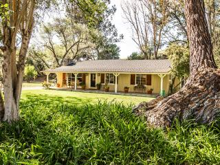 Rancho Foxen Canyon - Santa Ynez vacation rentals