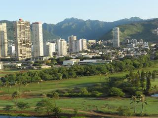 panoramic views from the condo - Simply Awesome! Large Size High End Suite,sleeps 6 - Honolulu - rentals