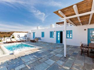 Skiron - Spacious villa in Santorini, private pool - Ios vacation rentals