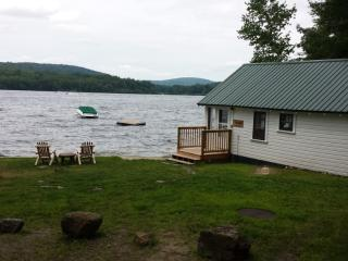 #3 Paugus Bay Waterfront Cottage, Cozy & Secluded - Laconia vacation rentals