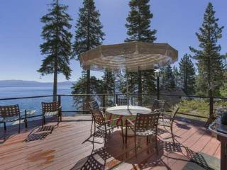 McNary Meeks Bay lakefront pier, VIEWS! dog ok - Tahoe City vacation rentals