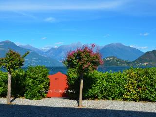 Lake Como Luxurious Lake Front Villa Mariella - Civenna vacation rentals