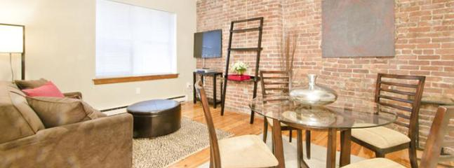 New Back Bay Brownstone Two Bedroom Copley - Image 1 - Boston - rentals
