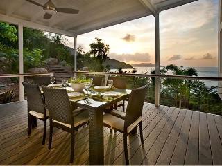 The Refuge - Beachfront Villa on Tortola, BVI - Road Town vacation rentals