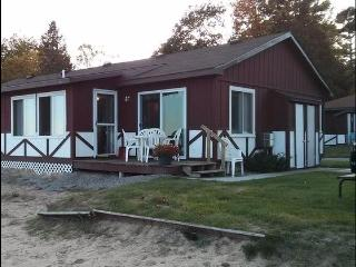 2 Bedroom, Beach Front Cottage on Lake Huron - Northeast Michigan vacation rentals