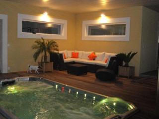Villa, Toulouse 7km, pool&swimspa, panoramic view - Toulouse vacation rentals