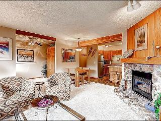 Beautiful Mountain Views from Balcony - Close to Bike Path, Shuttle Route & Downtown (13408) - Breckenridge vacation rentals