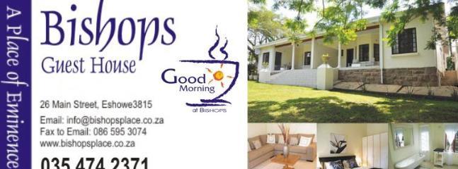 Bishop's Guest House - Bishop's Guest House - Eshowe - rentals