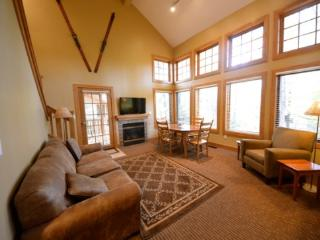 Recently Remodeled Three Bedroom Condo Located in Disciples Village, Short walk to the slopes and the village of Boyne - Boyne Falls vacation rentals