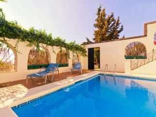 Pool, WIFI, TNT, Quiet, Apart. in a detached house - Iznate vacation rentals