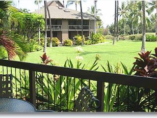 Kanaloa 1101, 2BR  first floor fairway view - Kailua-Kona vacation rentals