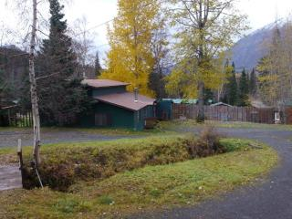 Nearest rental home to Kenai/Russian R. Confluence - Cooper Landing vacation rentals